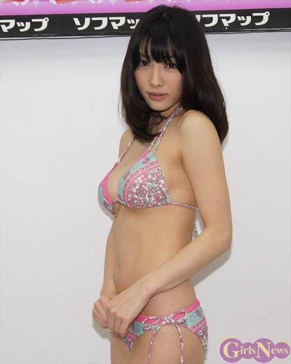 グラビアアイドル今野杏南のビキニ水着画像「あんなぷるな」
