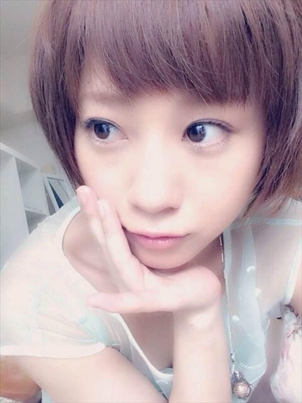 NHKあまちゃん出演の安住麻里のかわいい画像