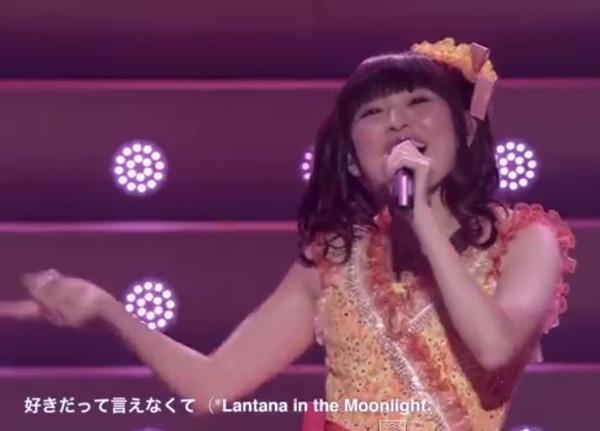 声優田村ゆかり「好きだって言えなくて」のライブ映像で太もも・生足画像と動画
