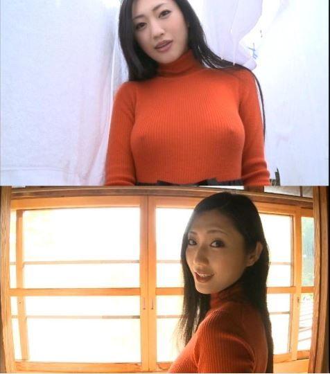 グラビアアイドル壇蜜が透けてる服を着ておっぱい乳首丸見えで緊縛されてるエロ画像