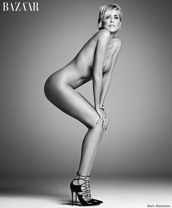 シャロン・ストーンの全裸ヌード、映画のSEX、おっぱい乳首エロ画像「本当のセクシーさってなんだと思う?」