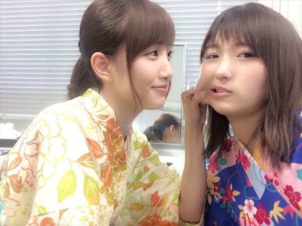 AKB48島崎遥香の代役で加藤玲奈のビキニ水着画像、「ずっと私のこと可愛いって言ってくれて